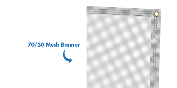 Image of item Mesh Banners 1