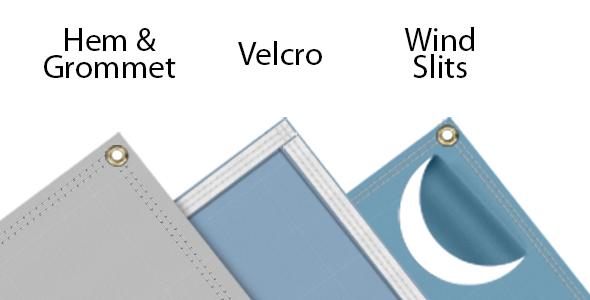 Image of item Vinyl Banner 1